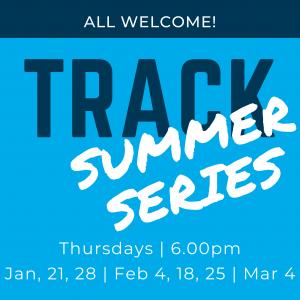 2021 Track Summer Series @ Cooks Gardens Velodrome, Whanganui
